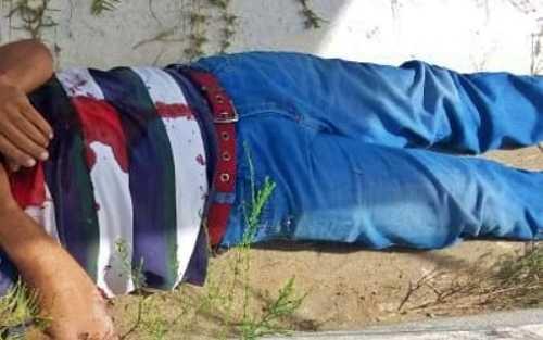 Criminosos matam homem em São Bento do Una