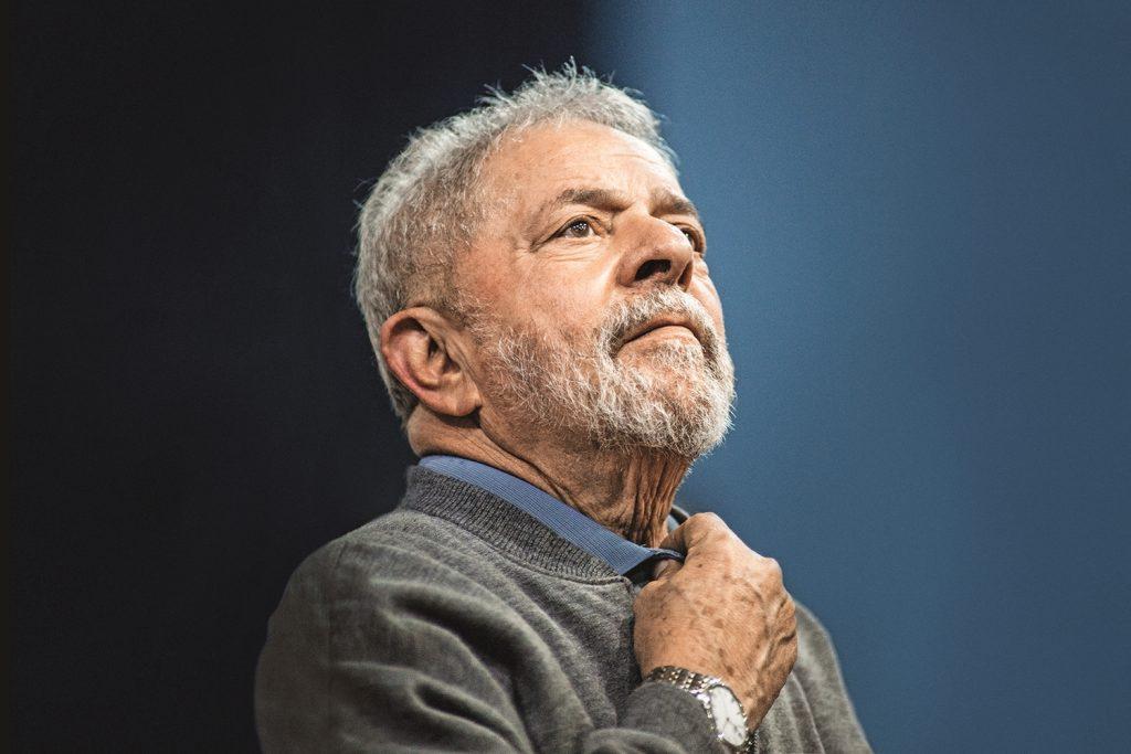 Lula chama Bolsonaro e Sérgio Moro de 'bandidos'