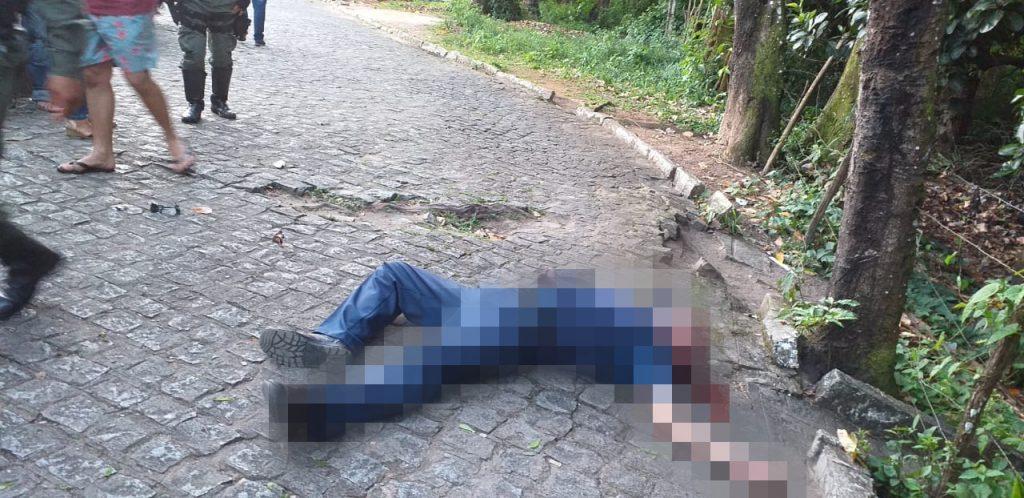 Vigilante vítima de latrocínio na zona rural de Escada