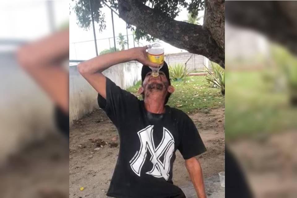 Catador morre após tomar bebida em troca de R$ 20 reais