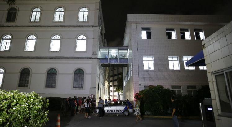 Crime: Rapaz executado a tiros dentro do IMIP em Recife