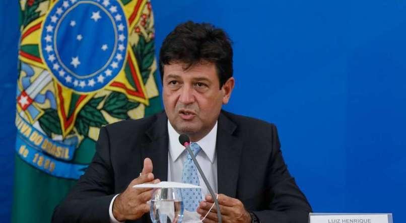 Ministro foi na contramão de Bolsonaro pedindo pra o povo ficar em casa