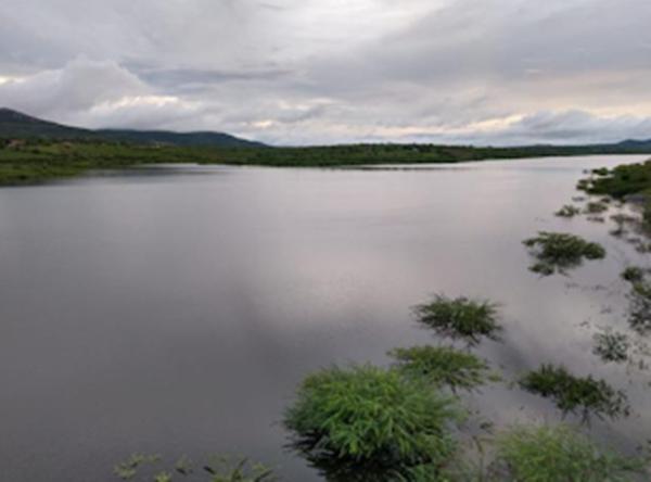 Muita chuva: Barragem do Ipojuca atinge quase 50% de sua capacidade total