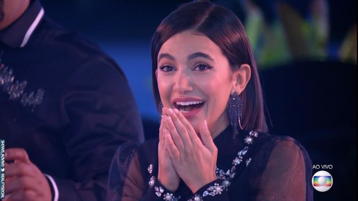 Dua Lipa, cantora britânica, emociona participantes do Big Brother Brasil 2020