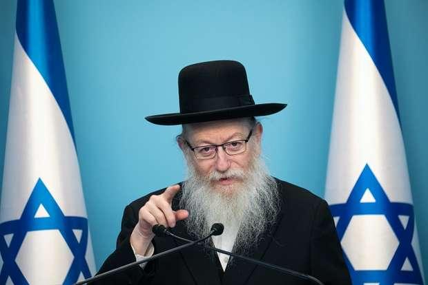 Ministro israelense disse que coronavírus é 'punição Deus aos gays' está infectado
