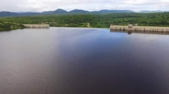 Barragem do Ipojuca atinge 100% de sua capacidade; moradores ribeirinhos estão alertados