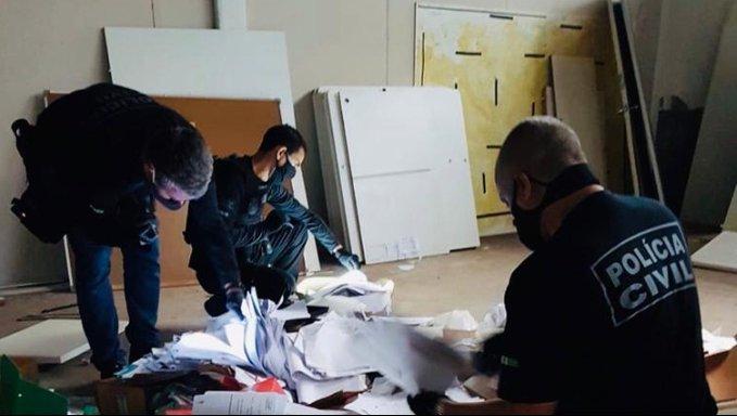 Covid-19: Operação apura suspeita de fraude em hospital de campanha em Brasília