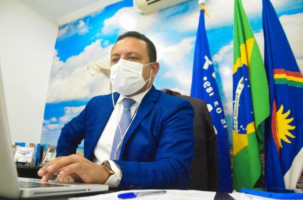 Câmara de Gravatá pede ao governador fim da taxa da Compesa durante pandemia da COVID-19