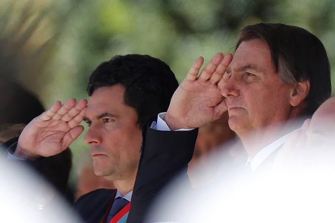 Bolsonaro citou filhos e amigos para troca na PF, segundo fontes
