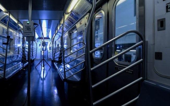 Estados Unidos usará luz ultravioleta para matar coronavírus em ônibus e trens