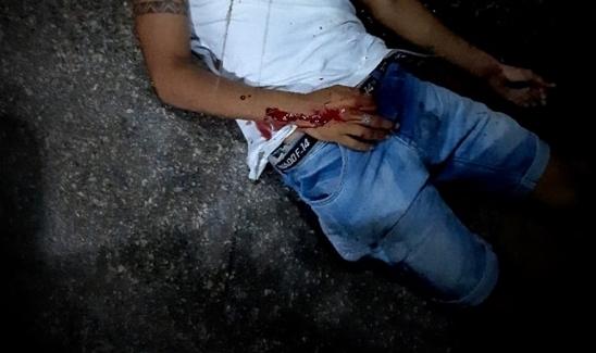 Desconhecido encontrado morto a tiros na zona rural de Gameleira (PE)
