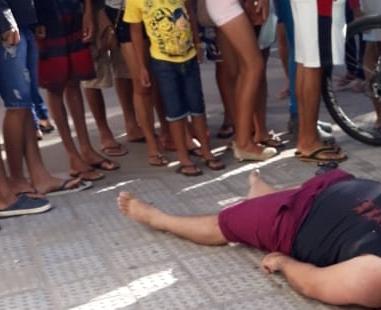 Policial Militar a paisana assassinado a tiros no centro de Passira
