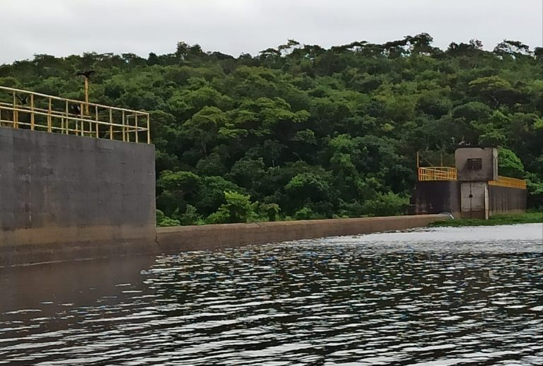 Barragem do Prata atinge quase 90% de sua capacidade com recentes chuvas
