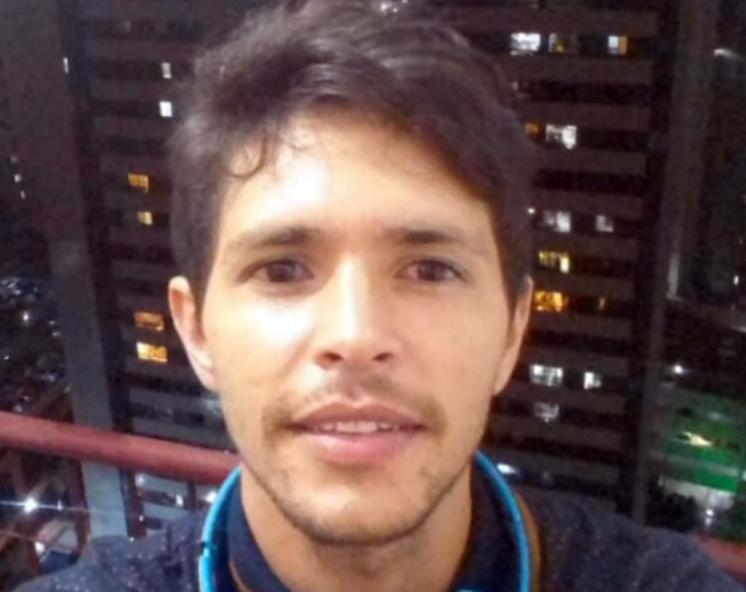 Gravatá: Rapaz que trabalha em provedor de internet está desaparecido