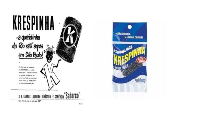 Marca é acusada de racismo por lançar esponja de aço com nome ''Krespinha''