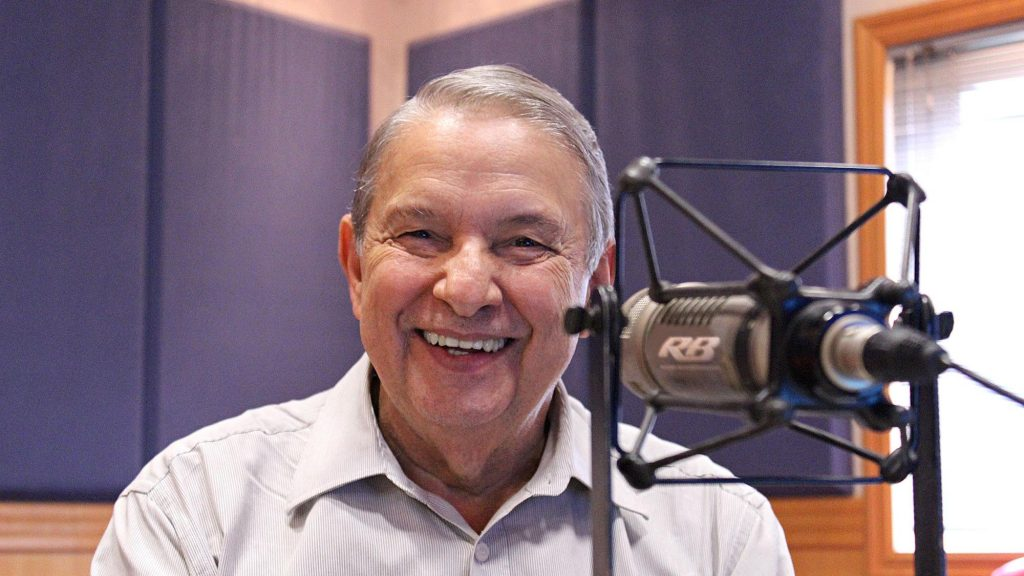 Jornalista José Paulo de Andrade após ser diagnosticado com Covid-19