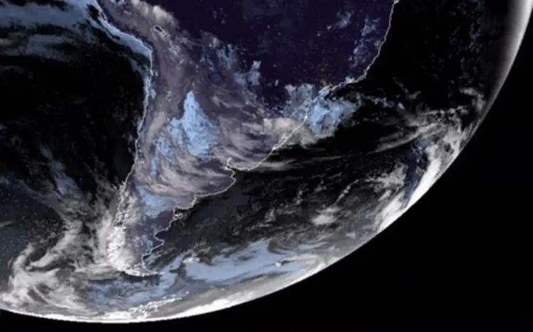 Novo ciclone pode castigar sul do Brasil com ventos de 100 km/h