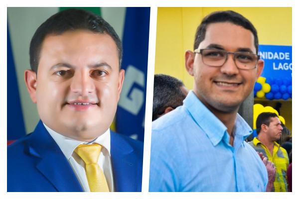 Léo do AR e Bruno Sales, os pré-candidatos padrões do PSDB em Gravatá