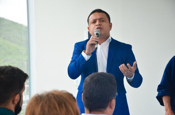 Léo do AR sempre foi fiel ao seu partido, e hoje é o único representante do PSDB na Câmara Municipal