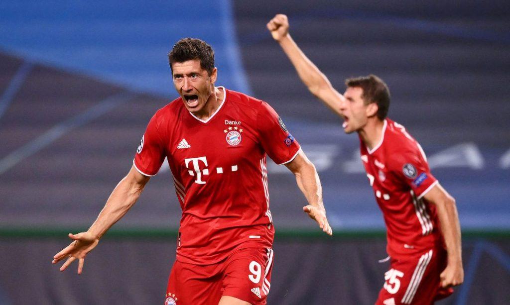 Bayern vence Lyon e faz final com PSG de Neymar