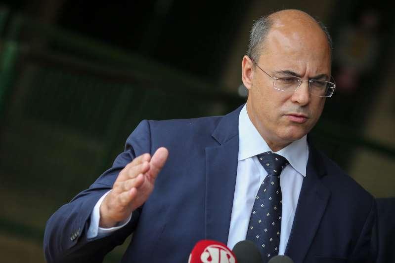 Governador do Rio de Janeiro é afastado do poder