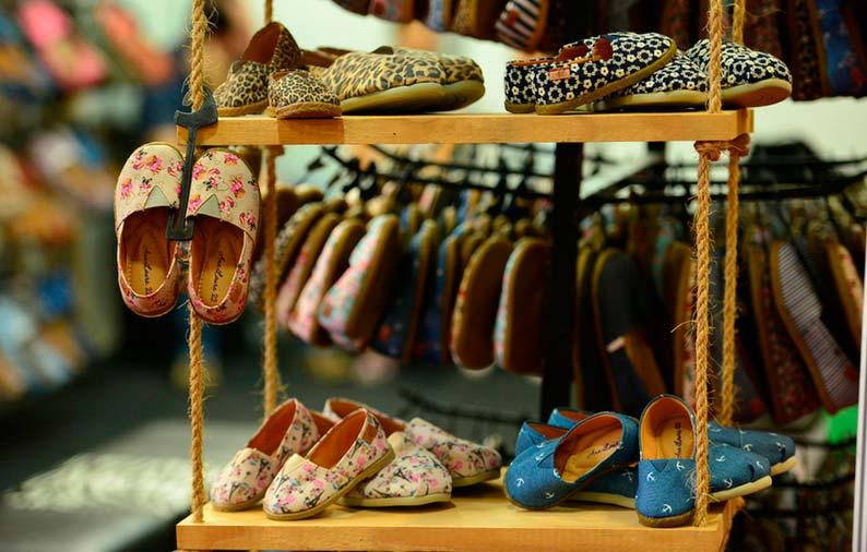 Gravatá: Feira de calçados retoma atividades nesta sexta-feira (21)