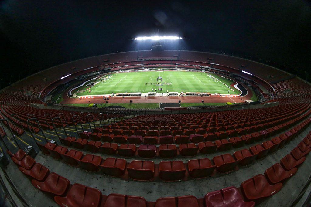 No Morumbi, São Paulo vence o Athletico por 1x0