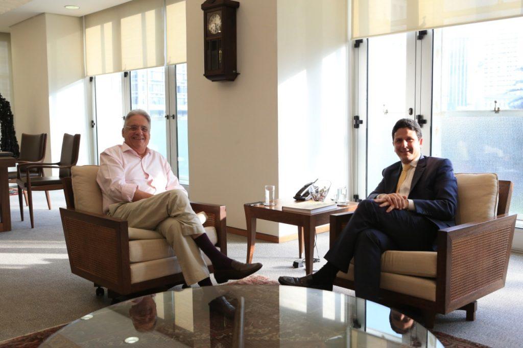 Bruno Araújo e FHC participam de Webnário sobre a Constituinte