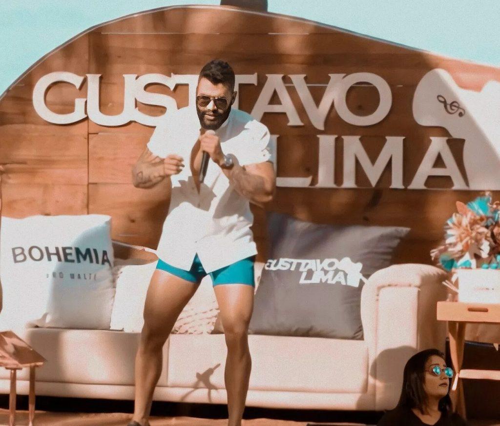 Shortinho de Gusttavo Lima viraliza na internet