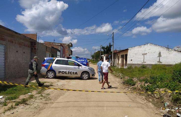 Em regime condicional, homem é morto a tiros em Agrestina