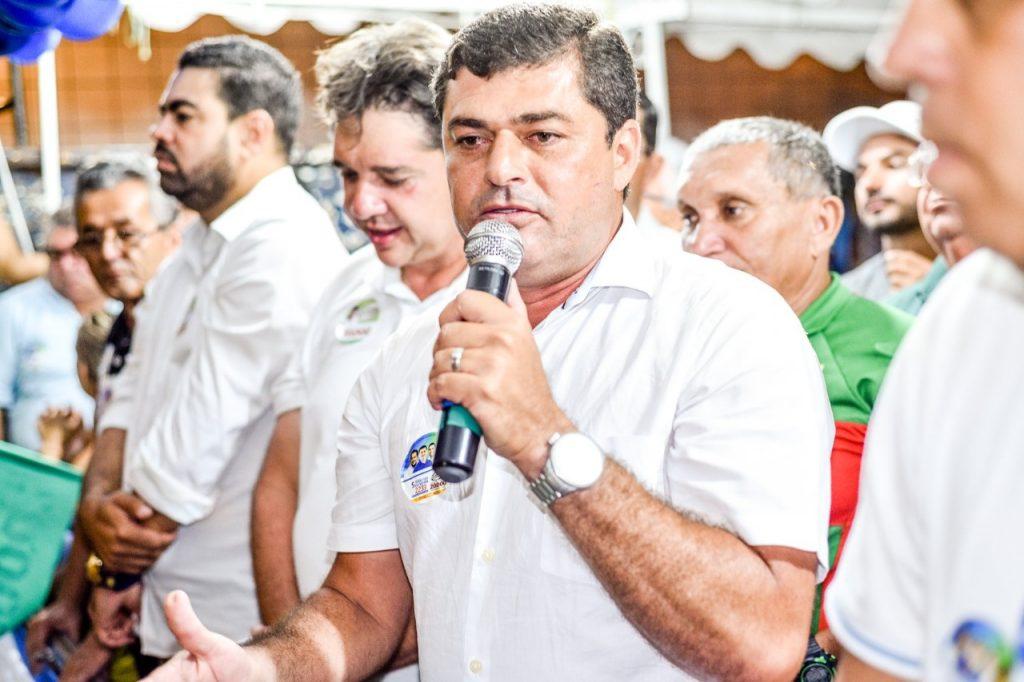 Diogo Alexandre oficializará candidatura à reeleição em convenção nesta segunda (14)