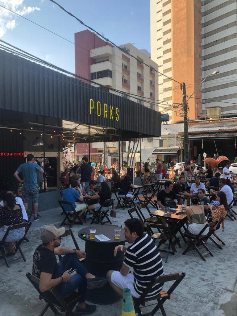 Novidade em Recife: Rede Porks inaugura 1ª unidade pernambucana