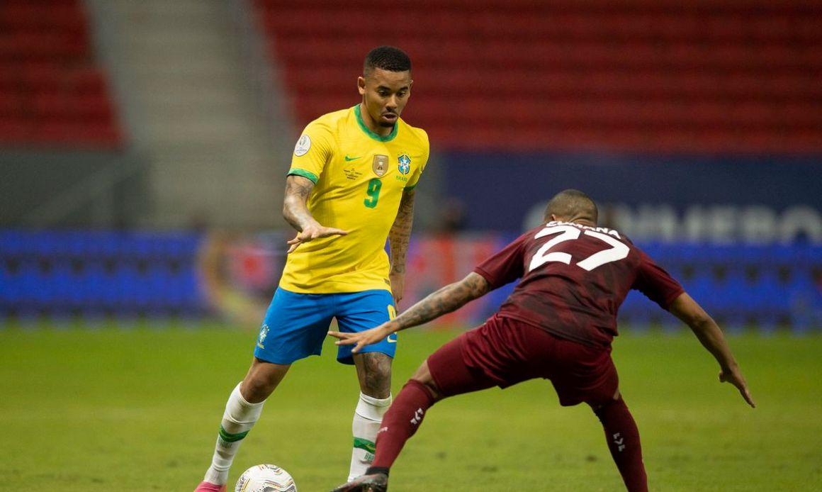 Brasil joga hoje contra a Venezuela em eliminatórias da Copa do Mundo 2022